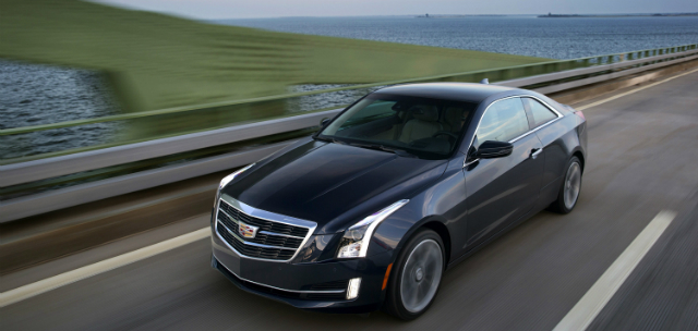 Performance of the 2015 ATS Coupe is excellent