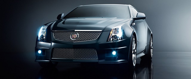 Cadillac CTS-V sticks to the road with magnets
