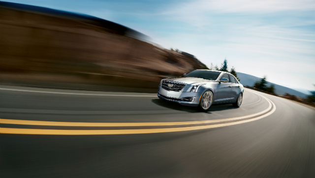 New engines available for the 2015 ATS Sedan outpace BMW