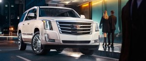 Go all out with the 2015 Escalade