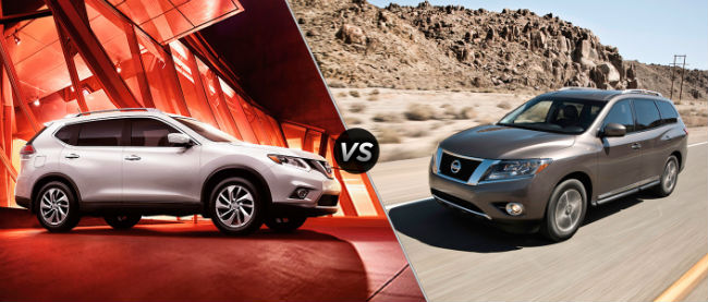 comparing the capability of suv vs crossover vehicles boardman nissan. Black Bedroom Furniture Sets. Home Design Ideas