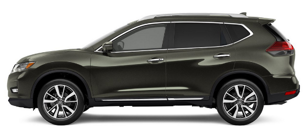 what are the 2017 nissan rogue color options. Black Bedroom Furniture Sets. Home Design Ideas