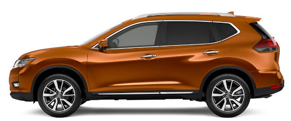 Nissan Rogue 3Rd Row >> What are the 2017 Nissan Rogue color options?