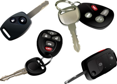 Illustrated car keys and key fobs  sc 1 st  Houston Ford & How to Get New Keys for Your Ford vehicle markmcfarlin.com