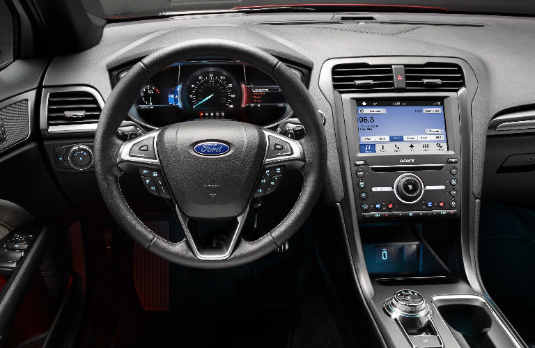 New Ford Fusion trim levels