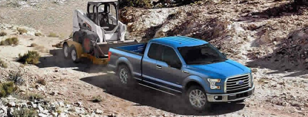 how much can the 2016 ford f 150 tow houston ford. Black Bedroom Furniture Sets. Home Design Ideas
