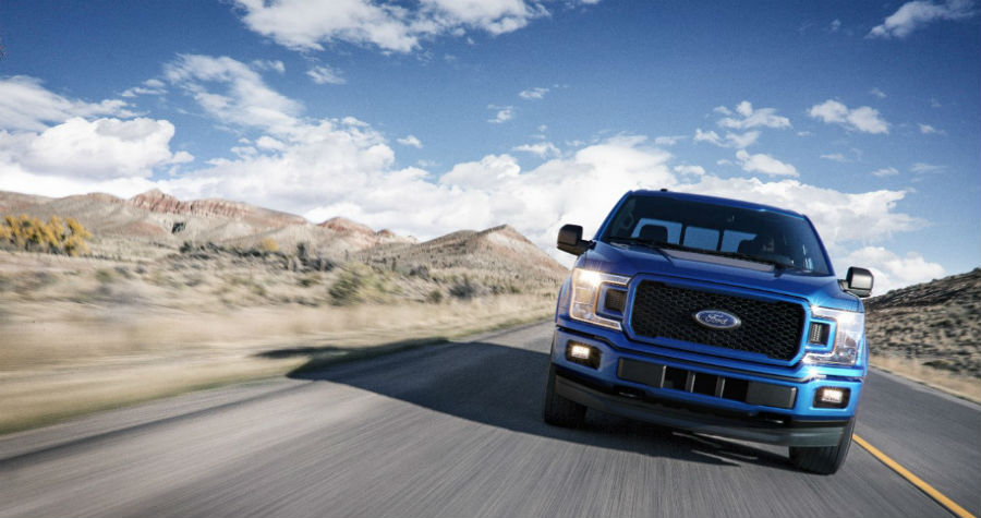 New engine offered for the Ford F-150
