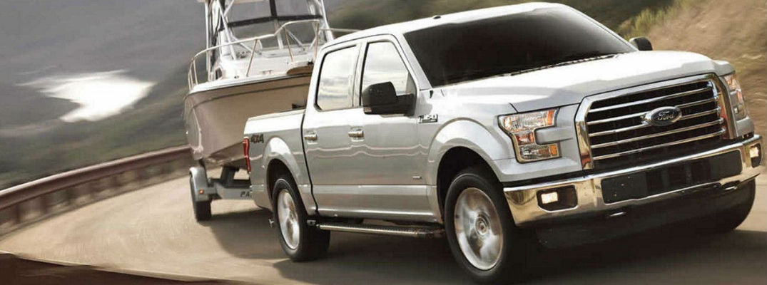 2017 ford f 150 ecoboost engine options and specs