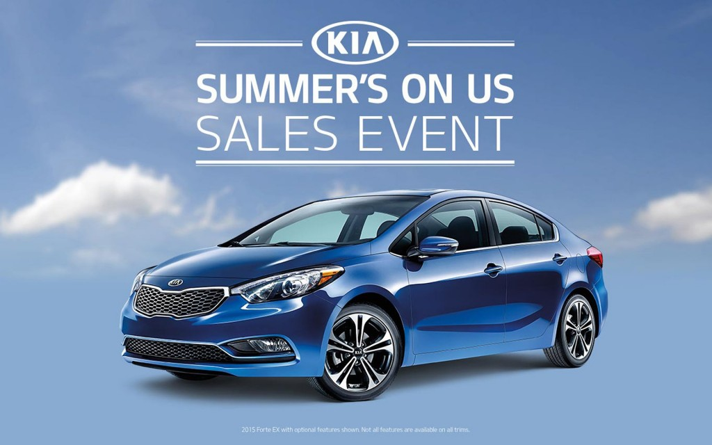 kia summer's on us sales even in green bay