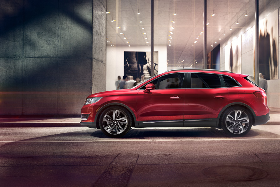 new Lincoln MKX in Green Bay