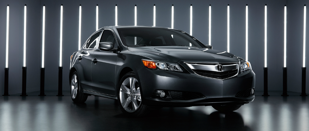 Take Luxurious Control in the 2015 Acura ILX