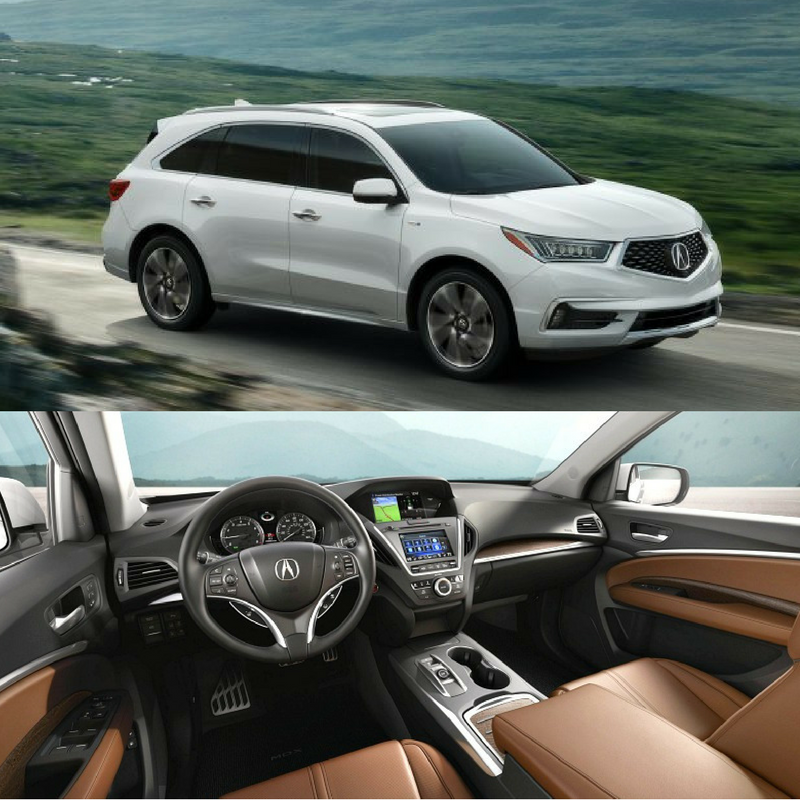 5 Reasons to Buy an Acura MDX