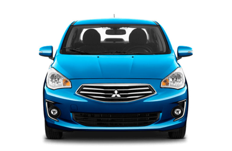 2017 mitsubishi mirage g4 color options