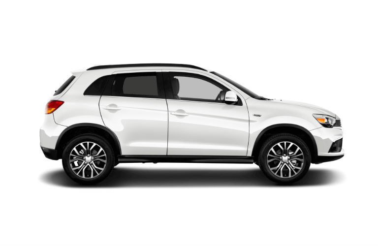 2017 Mitsubishi Outlander Sport in Diamond White