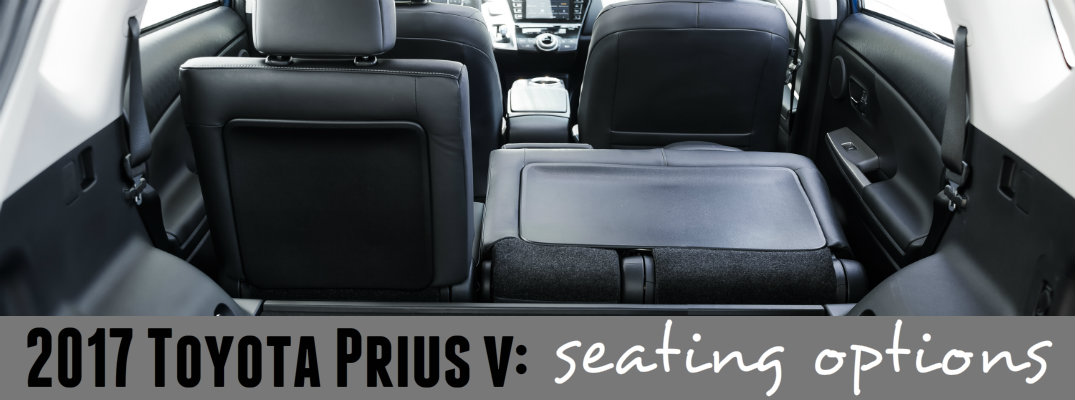third row seating in prius v autos post. Black Bedroom Furniture Sets. Home Design Ideas