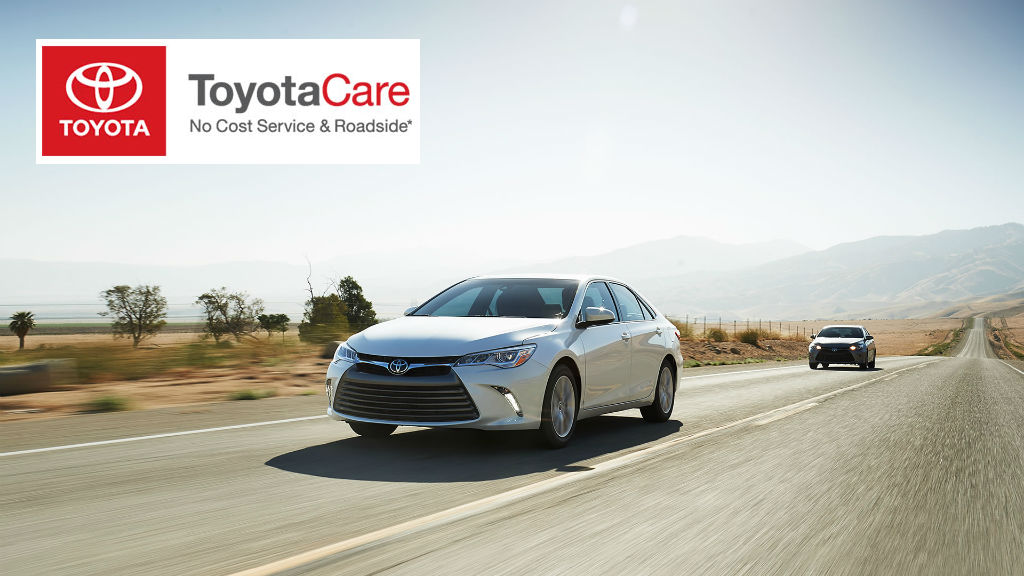 Benefits of ToyotaCare Protection and Services at Allan Nott Toyota