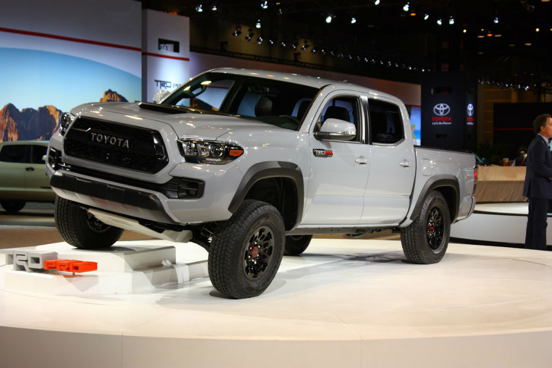 Allan Nott Toyota >> Release date of the 2017 Toyota TRD Pro in Lima, OH