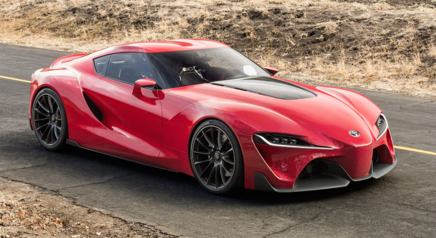Is The Toyota Supra Going To Be Built Again