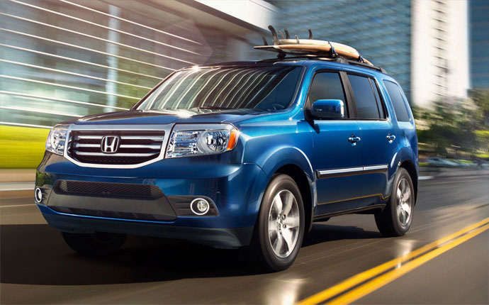 Wonderful 2015 Honda Pilot Towing Capacity And Fuel Economy Ratings At Allan Nott  Honda