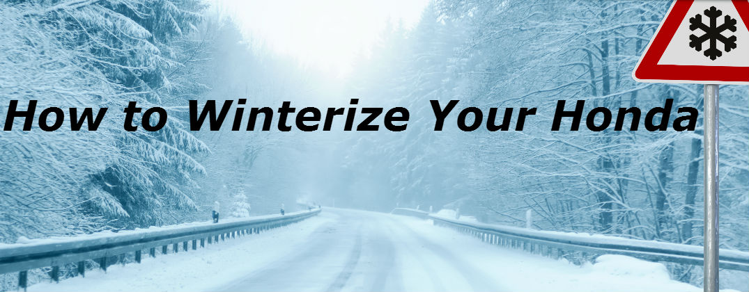 Tips on How to Winterize Your Honda Civic at Allan Nott Honda-Lima OH-Winter Road and Driving Conditions