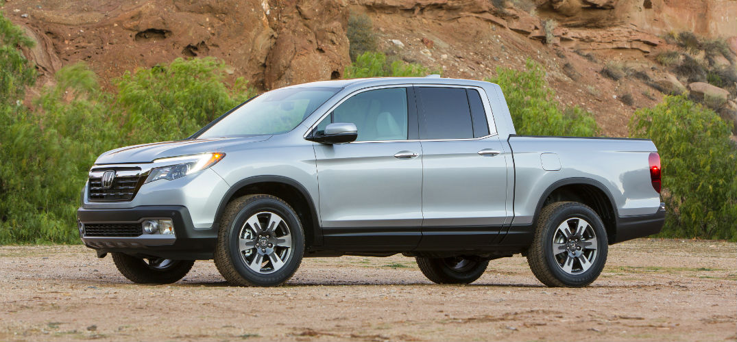 2017 Honda Ridgeline coming to Lima, OH