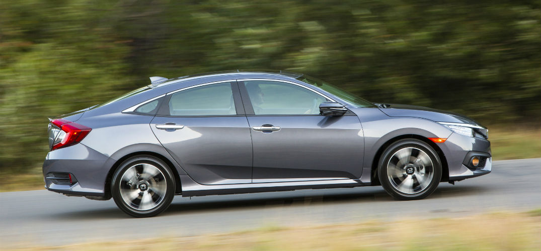 What's different with the 2016 Honda Civic?