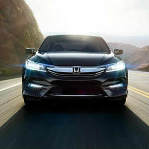 2017 Honda Accord LED Headlights