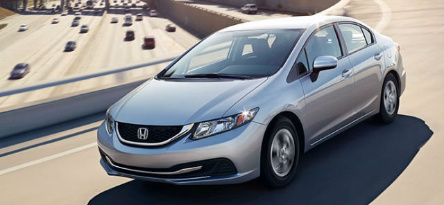 New Honda Civic Lima OH