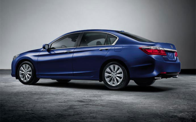 Honda Accord is the Most Popular Car in the U.S.