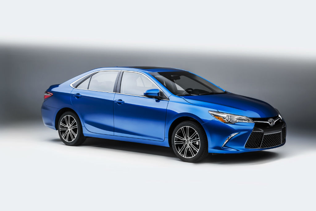 Toyota Improves on Best-Selling Models with New Special Editions