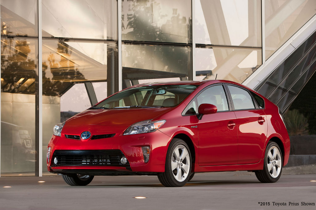 2016 Toyota Prius Design Rumors and Release Date at Allan Nott-Lima OH-New Toyota Dealer-2015 Toyota Prius Red Exterior