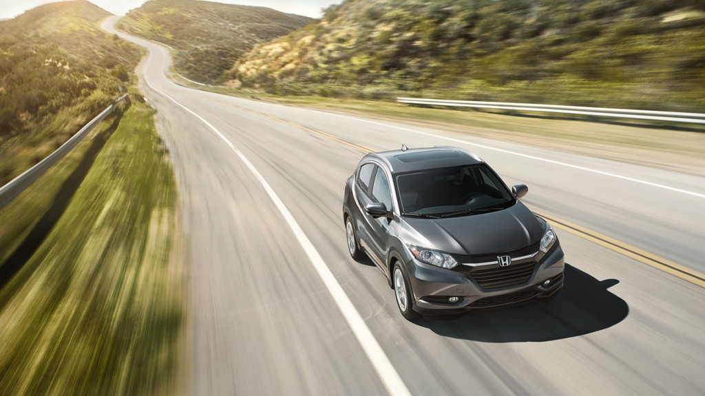 Explore the 2016 Honda HR-V Color Options, Trim Levels and Pricing at Allan Nott