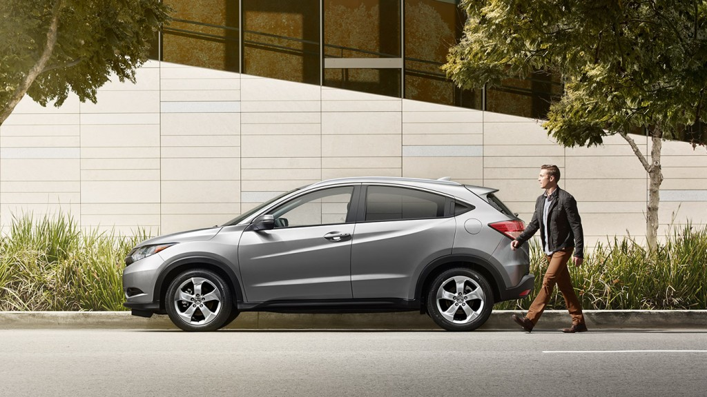 New 2016 Honda HR-V For Sale Lima OH at Allan Nott-Columbus OH-Toledo OH-Fort Wayne IN-New Honda-New Toyota