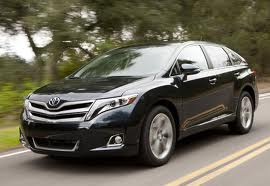 toyota venza archives allan nott auto. Black Bedroom Furniture Sets. Home Design Ideas