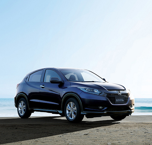 New Honda Vezel in the US looks to arrive early next Fall