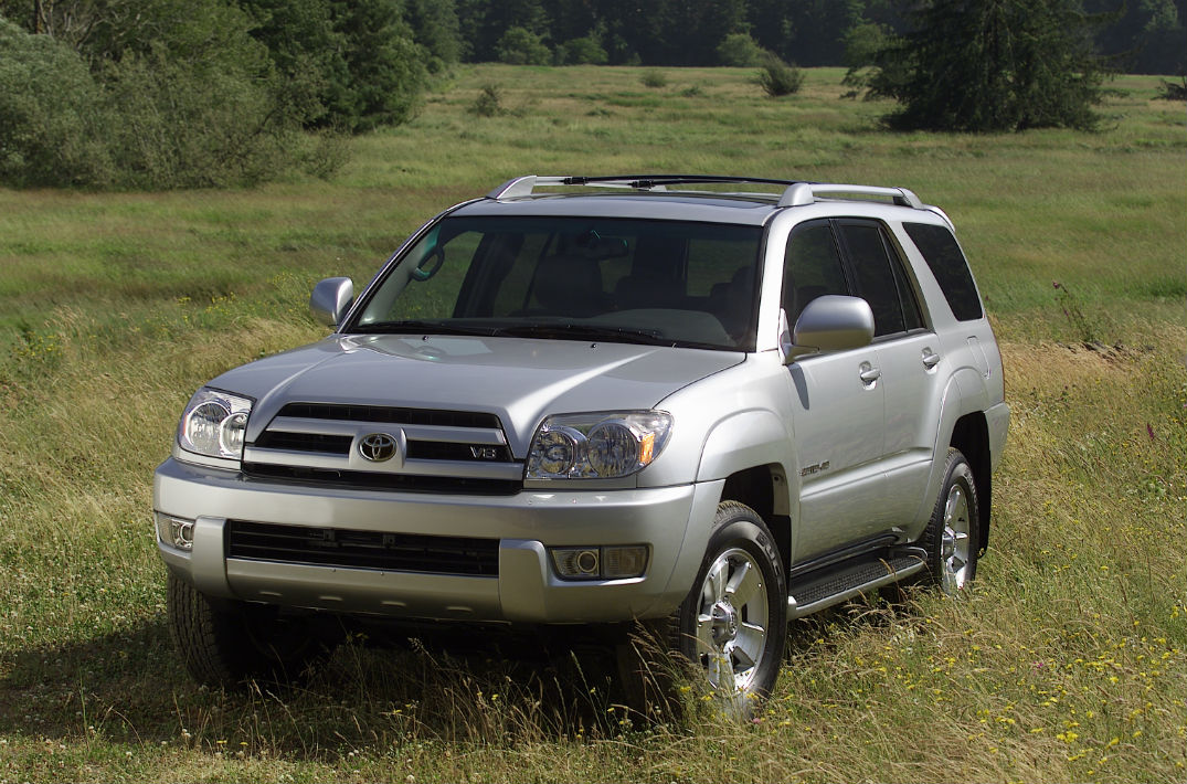 toyota 4runner model differences autos post. Black Bedroom Furniture Sets. Home Design Ideas