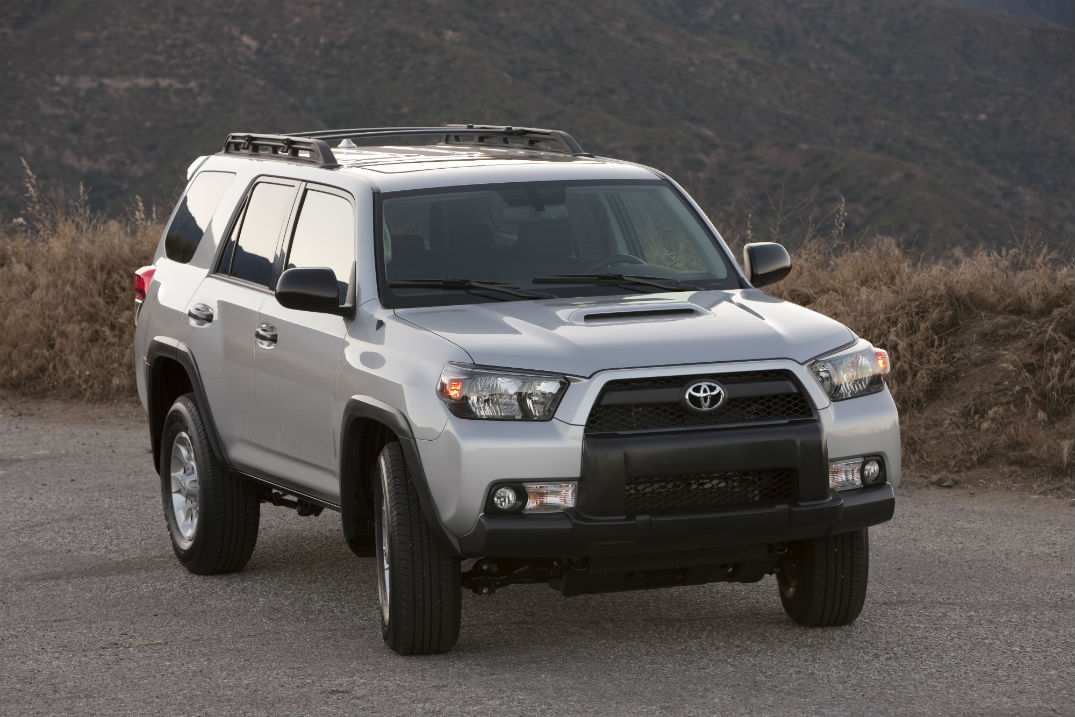 2010 Toyota 4Runner all new 4runner coming to Lima next year