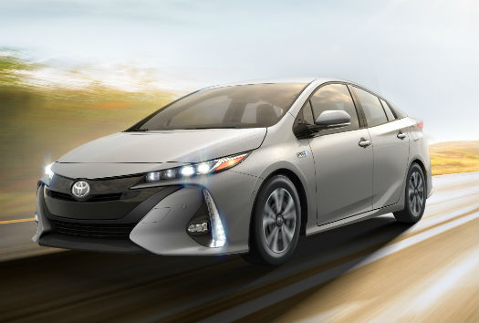 wishbone suspension helps with handling 2017 Prius Prime Lima OH