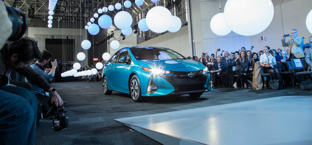2017 Prius Prime uses new and old tricks for better efficiency