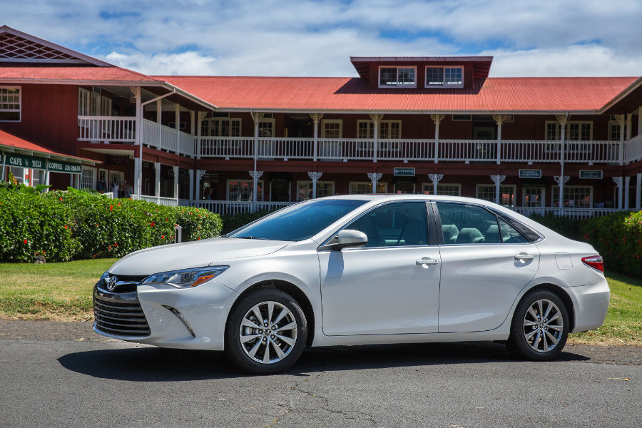 2016 Camry helps more than 200 other companies survive