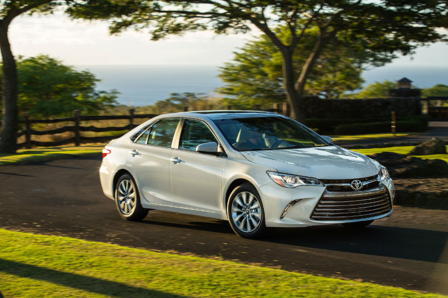 Toyota Camry has been best selling car in U.S. for 14 straight years