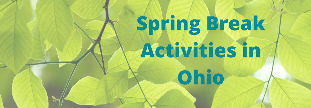 Spring Break activities in Ohio