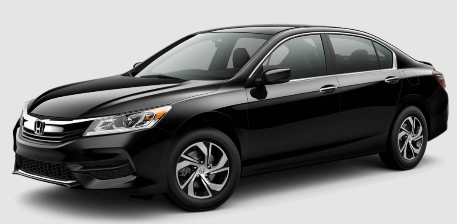 2017 Honda Accord Crystal Black Pearl