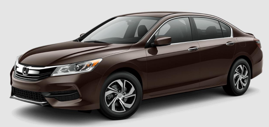2017 Honda Accord Kona Coffee Metallic