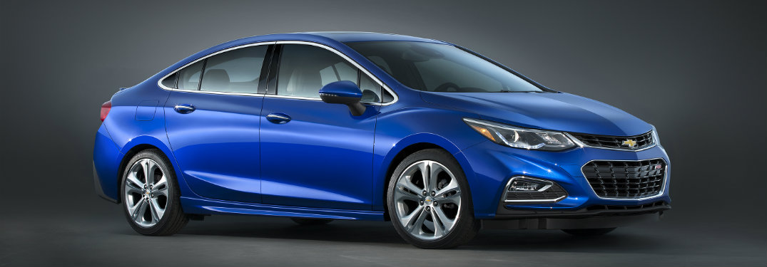 What's New on the 2016 Chevy Cruze?