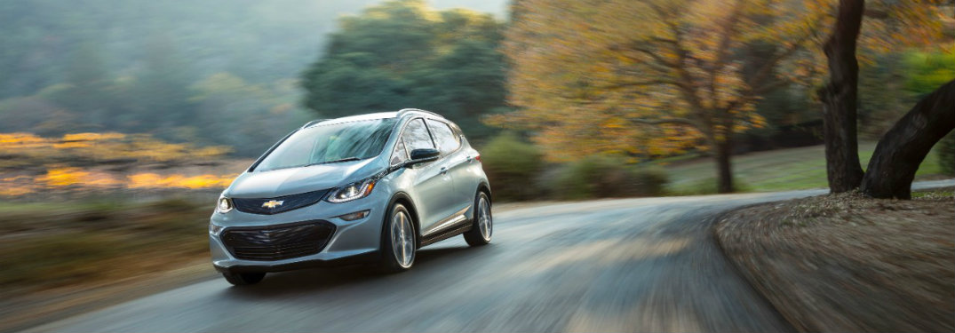 2017 Chevy Bolt EV Release Date
