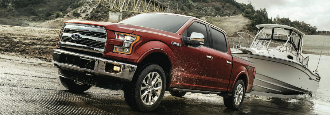 2017 Ford F-150 New EcoBoost Engine Specs