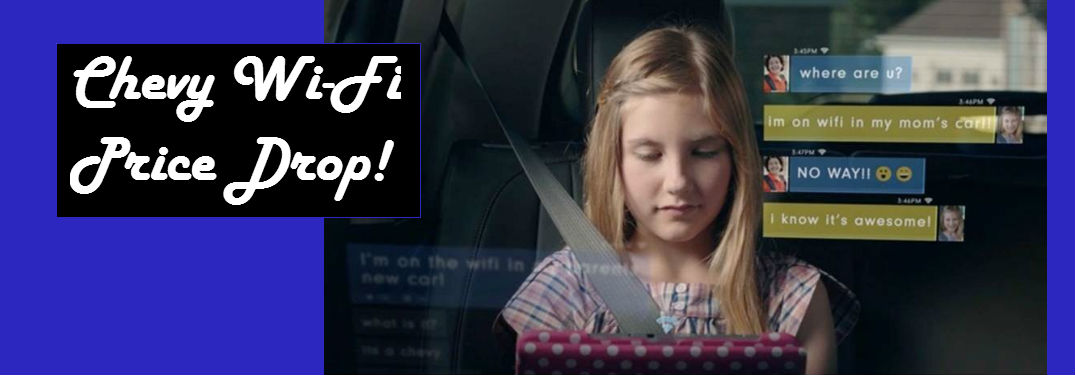 What Chevy Vehicles Have Wi-Fi Capability?