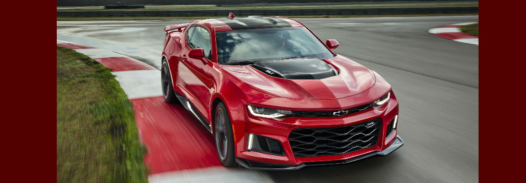 2017 Chevy Camaro ZL1 and 1LE Pricing
