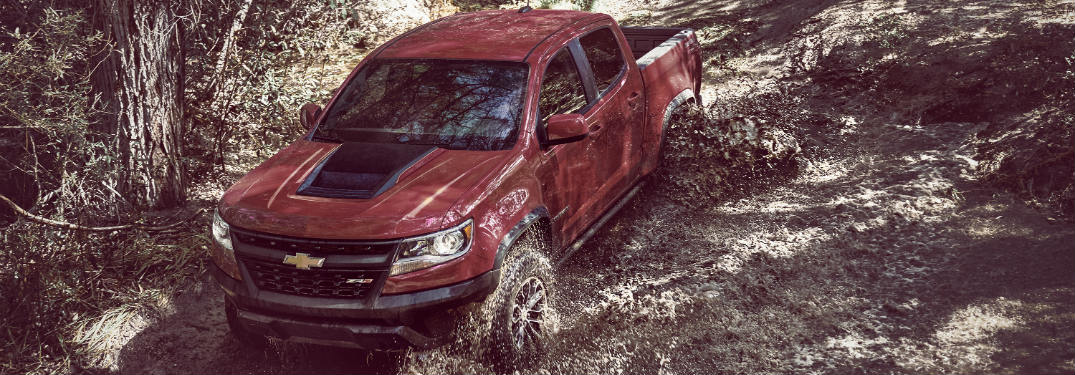 2017 Chevy Colorado ZR2 Release Date